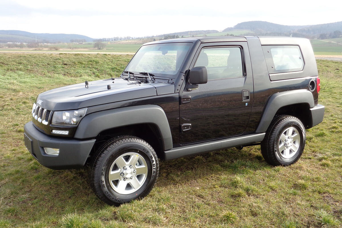 BAIC BJ20  Kiefer Mobile