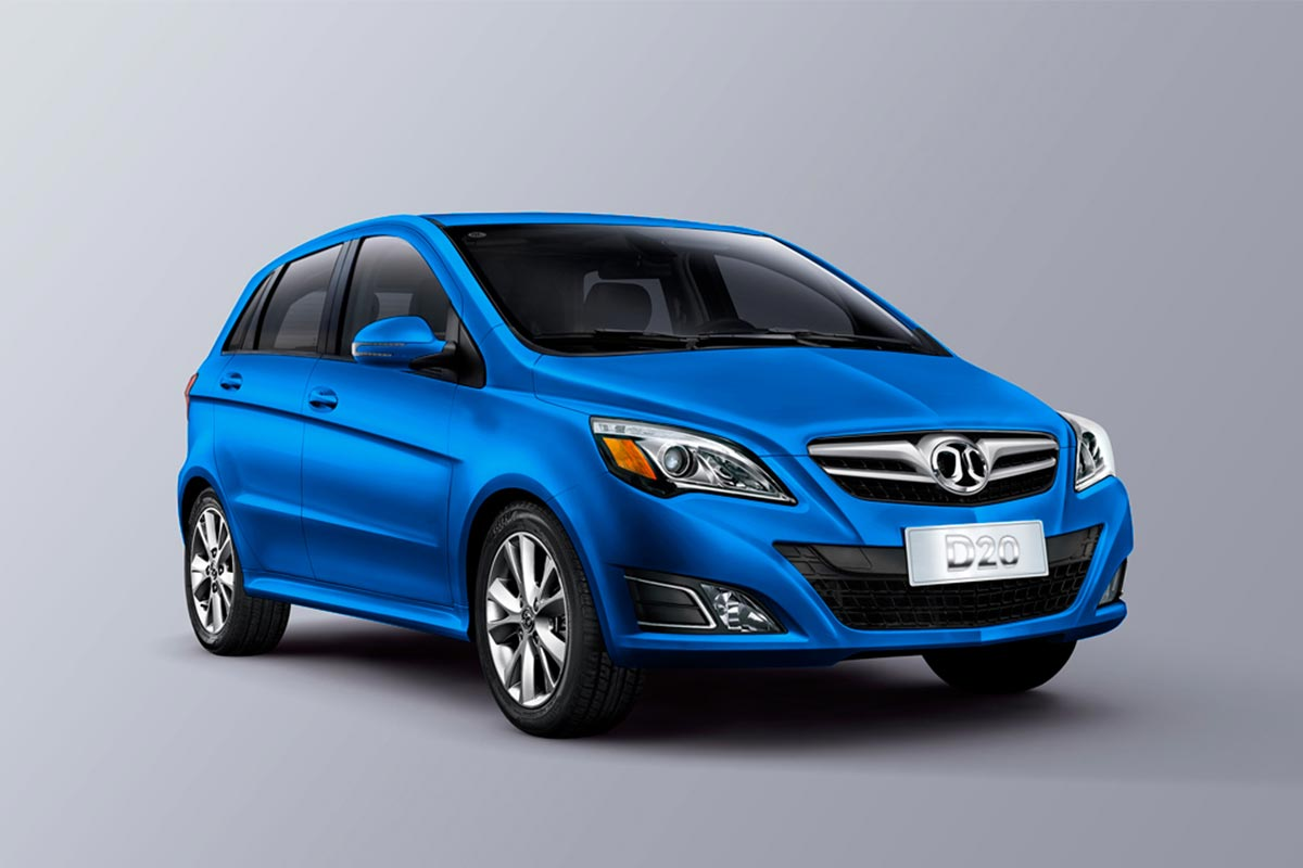 BAIC Senova D20  Kiefer Mobile